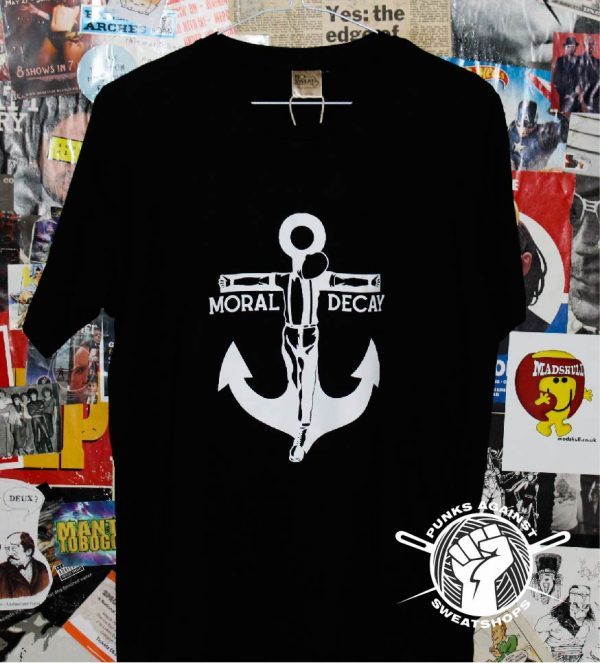 Crucified Skinhead T-Shirt